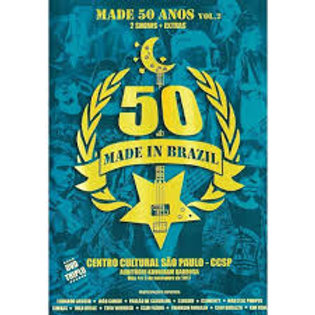 MADE IN BRAZIL - 50 ANOS VOL.2 DVD