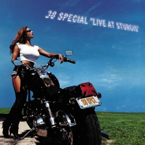 38 SPECIAL LIVE AT STURGIS DVD AUDIO