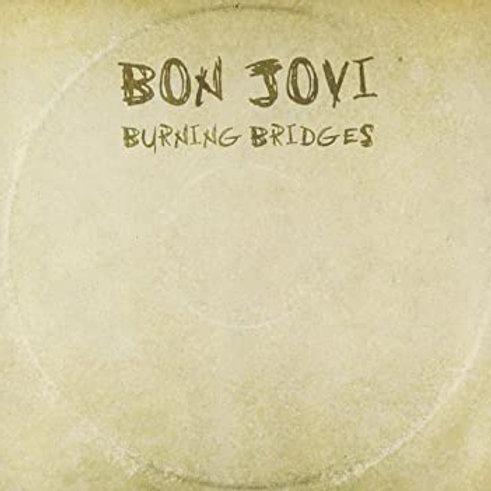 BON JOVI - BURNING BRIDGES CD