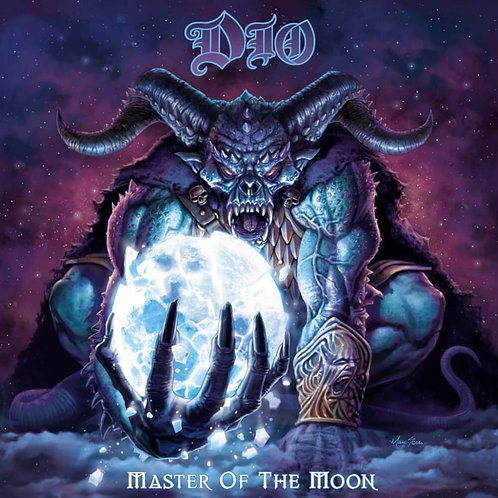 DIO - MASTER OF THE MOON CD