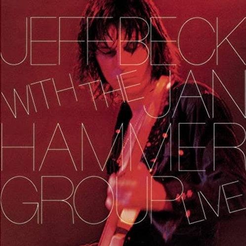 JEFF BECK - HAMMER GROUP LIVE CD