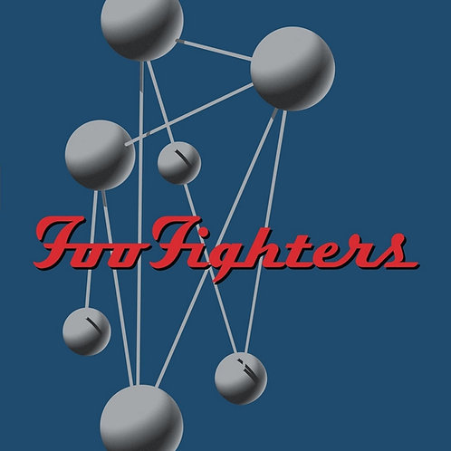 FOO FIGHTERS - THE COLOUR OF THE SHAPE CD