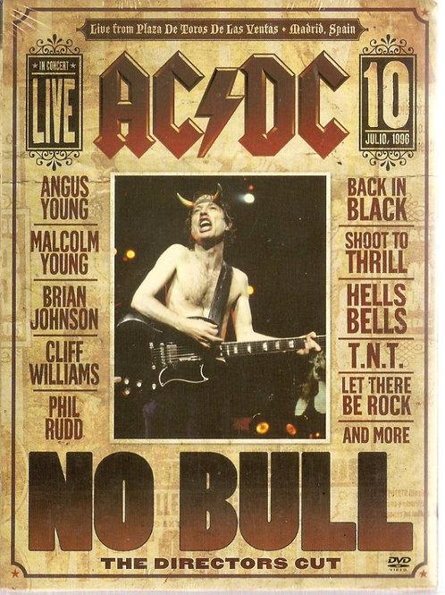 AC/DC - NO BULL: THE DIRECTOR´S CUT DVD