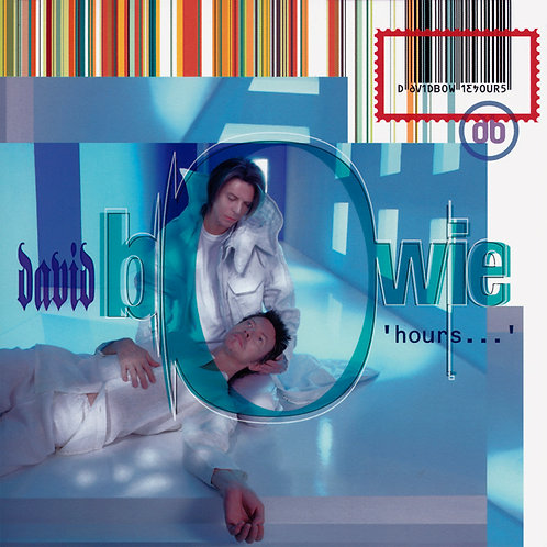 DAVID BOWIE - HOURS... CD