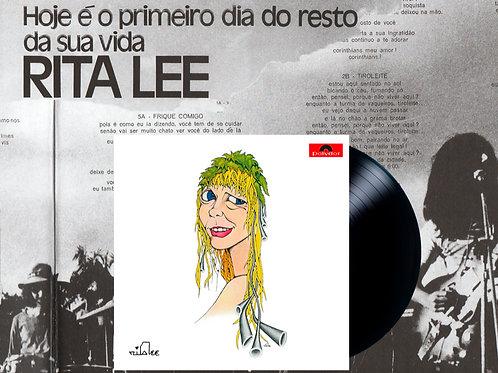 RITA LEE - HOJE É O PRIMEIRO DIA DA SUA VIDA LP