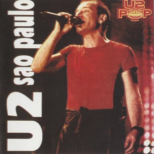 U2 - POPMART LIVE SÃO PAULO DUPLO CD