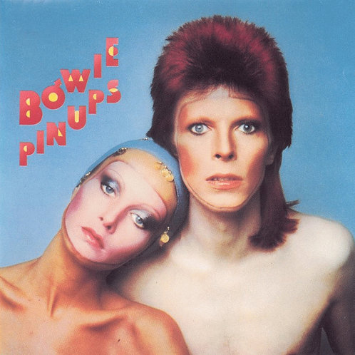 BOWIE - PIN UPS CD