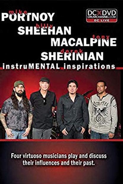 INSTRUMENTAL INSPIRATIONS DVD