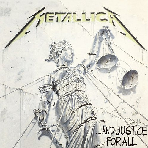 METALLICA - AND JUSTICE FOR ALL CD