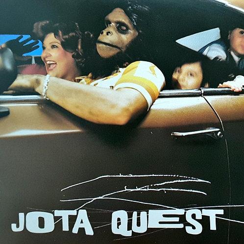 JOTA QUEST - DE VOLTA AO PLANETA CD