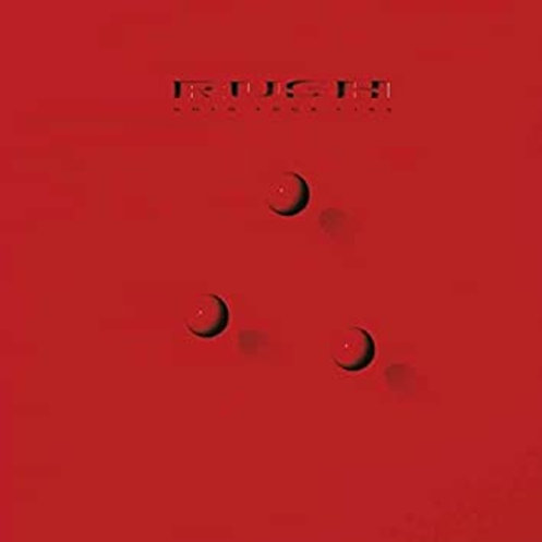 RUSH - HOLD YOUR FIRE CD