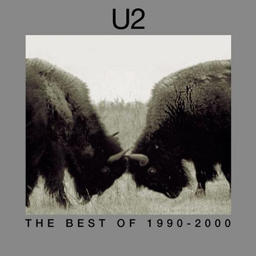 U2 - THE BEST OF 1990-2000 DUPLO CD