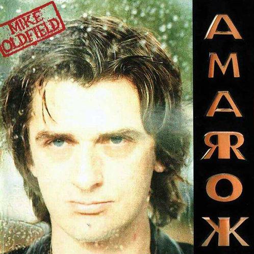 MIKE OLDFIELD - AMAROK CD