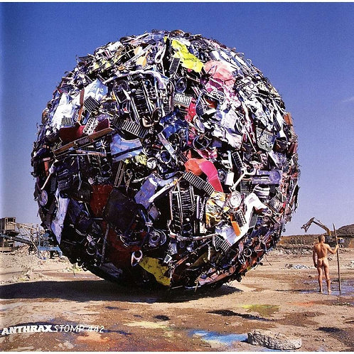 ANTHRAX - STOMP CD