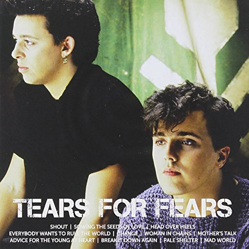 TEARS FOR FEARS - ICON CD