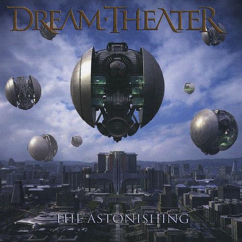 DREAM THEATER - THE ASTONISHING DUPLO CD