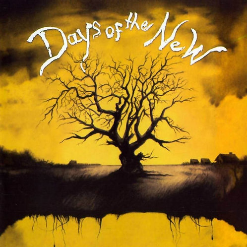 DAYS OF THE NEW - YELLOW ALBUM CD