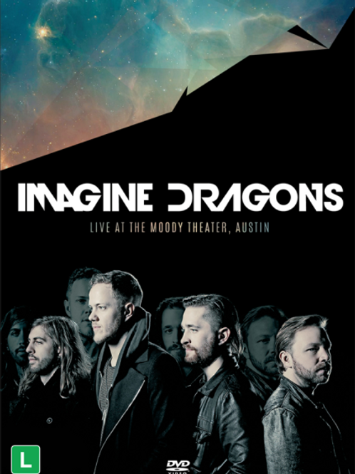 IMAGINE DRAGONS - LIVE AT THE MOODY THEATER, AUSTIN DVD