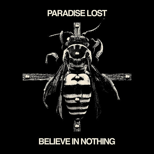 PARADISE LOST - BELIEVE IN NOTHING CD