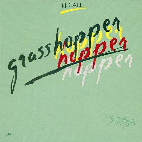 J.J.CALE - GRASSHOUPPER LP