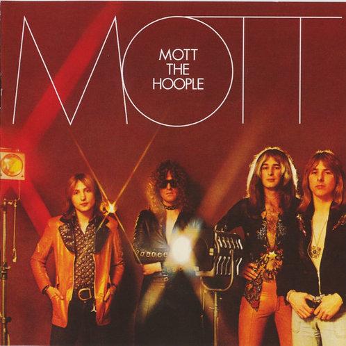 MOTT THE HOOPLE - MOTT CD