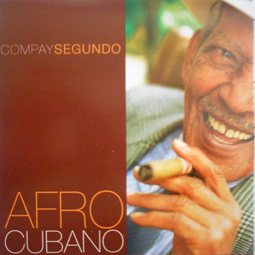 AFRO CUBANO - COMPAY SEGUNDO CD