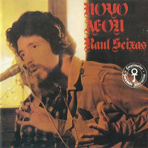 RAUL SEIXAS - NOVO AEON CD