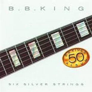 B.B.KING - SIX SILVER STRINGS CD