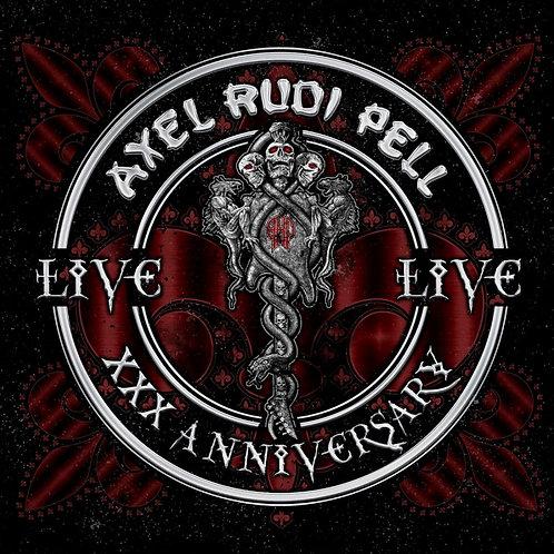AXEL RUDI PELL - XXX ANNIVERSARY CD