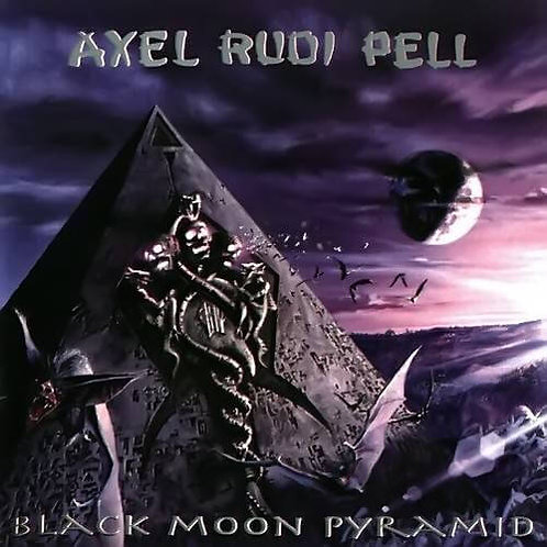 AXEL RUDI PELL - BLACK MOON PYRAMID CD