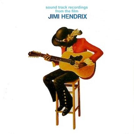 JIMI HENDRIX - SOUND TRACK RECORDINS FROM THE FILM LP