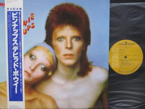 DAVID BOWIE - PIN UPS LP
