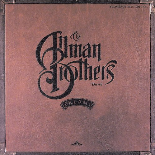 THE ALLMAN BROTHERS BAND - DREAMS BOX SET