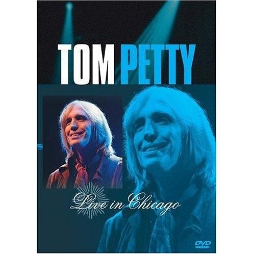TOM PETTY - LIVE CHICAGO DVD