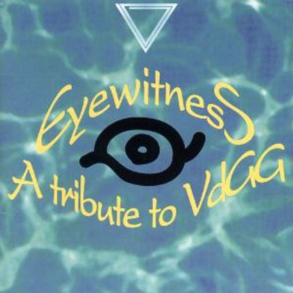 EYEWITNESS - TRIBUTE TO VDGG DUPLO CD