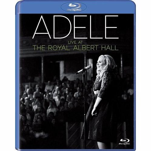 ADELE - LIVE AT THE ROYAL ALBERT HALL CD+BLU-RAY