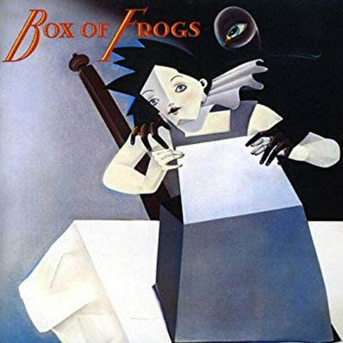 BOX THE FROGS LP