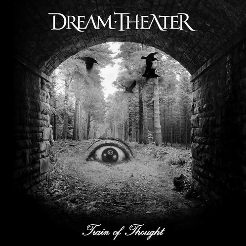 DREAM THEATER - TRAINS OF THROUGH CD