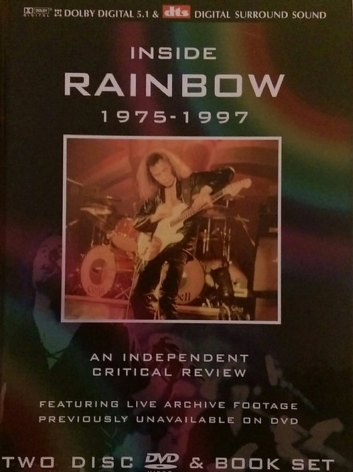 INSIDE RAINBOW - 1975/1997 DVD