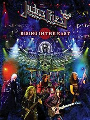 JUDAS PRIEST - RISING IN THE EAST DVD