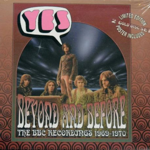 YES - BEYOND AND BEFORE DUPLO CD