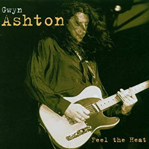GWYN ASHTON - FEEL THE HEAT CD