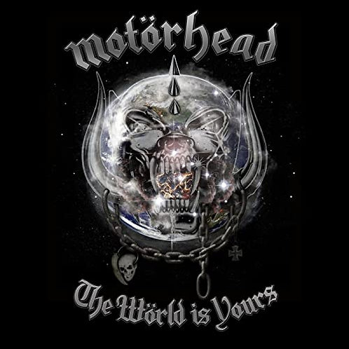 MOTORHEAD - THE WORLD IS YOURS CD