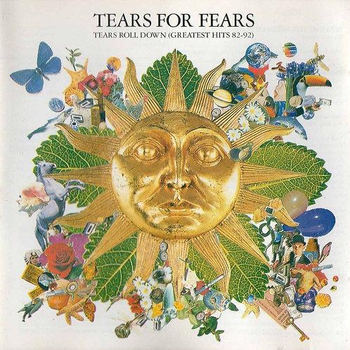 TEARS FOR FEARS - TEARS ROLL DOWN CD