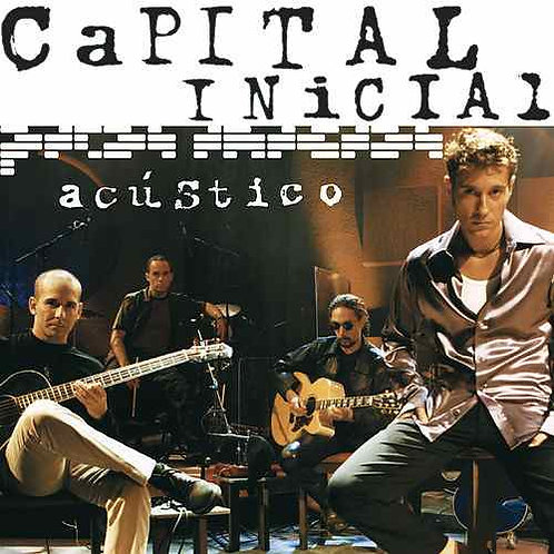 CAPITAL INICIAL - ACÚSTICO MTV DVD