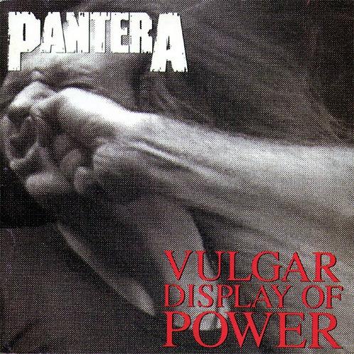 PANTERA - VULGAR DISPLAY OF POWER CD