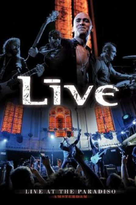 LIVE - LIVE AT THE PARADISO DVD