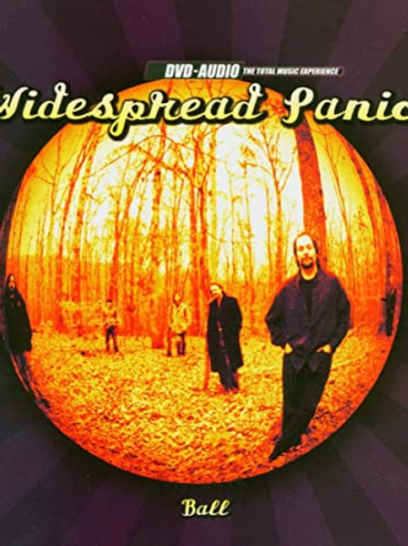 WIDESPREAD PANIC - BALL DVD AUDIO