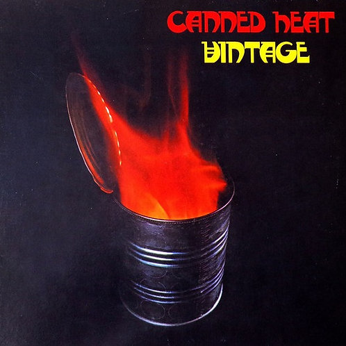 CANNED HEAT - VINTAGE LP