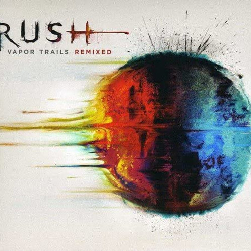 RUSH - VAPOR TRAILS REMIXED CD DIGIPACK